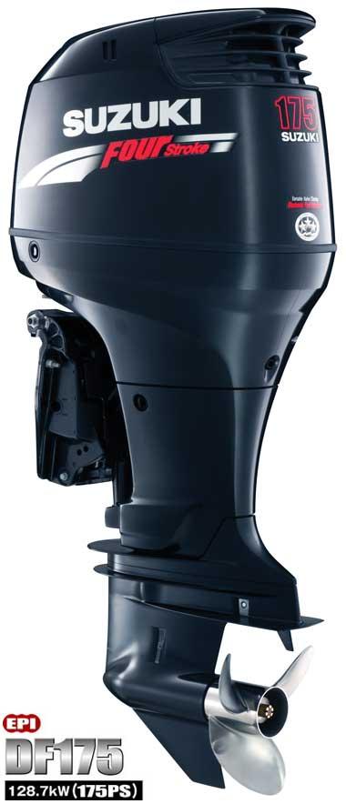 подвесной лодочный мотор сузуки 4 тактный