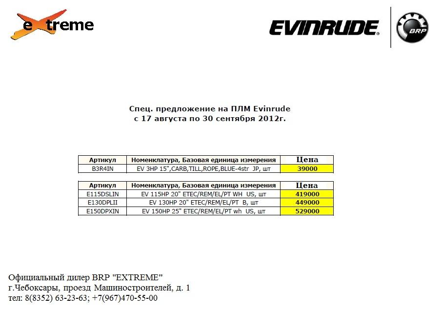 акция Evinrude август 2012 года.jpg