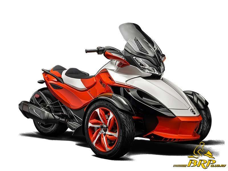 Spyder ST-S красный.jpg