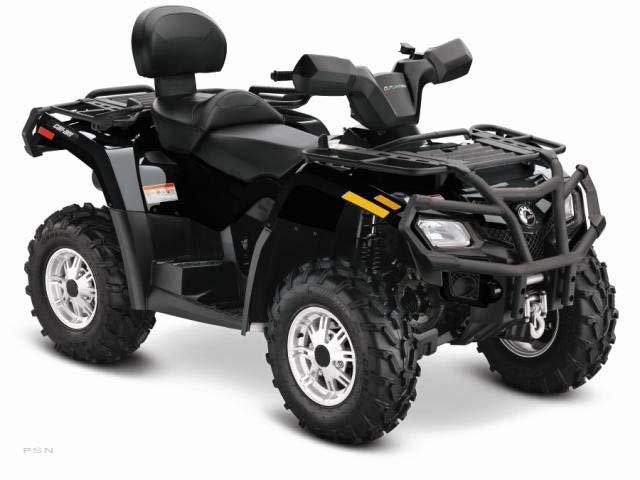 Brp outlander 400 max xt чёрного цвета.jpg